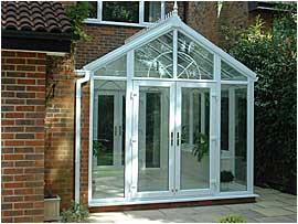 Conservatory Window and Door Design